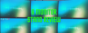 7 Best 6 Monitor Stands in [2021 Review]