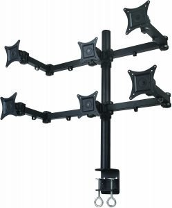 Mount-It! 6 Monitor Stand