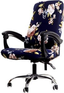 WOMACO Printed Office Chair Covers