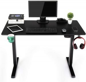 OUTFINE Height Adjustable Standing Desk