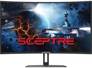 Sceptre Curved 32 Gaming Monitor