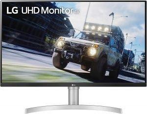 LG 32UN550-W 32-Inch UHD